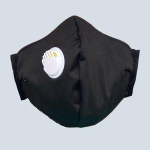 Mascarilla protección facial válvula